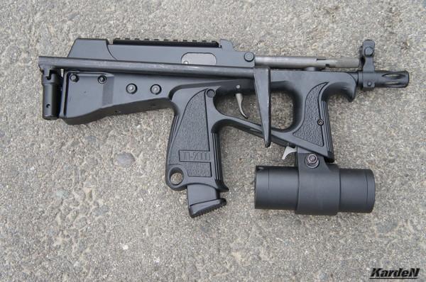 пистолет-пулемет ПП-2000 фото 19