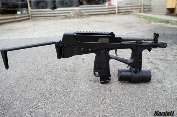 пистолет-пулемет ПП-2000 фото 20