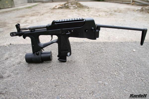 пистолет-пулемет ПП-2000 фото 22