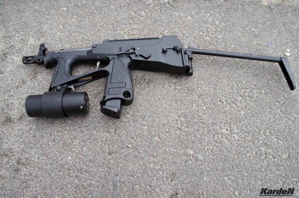 пистолет-пулемет ПП-2000 фото 23