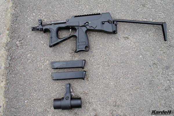 пистолет-пулемет ПП-2000 фото 24