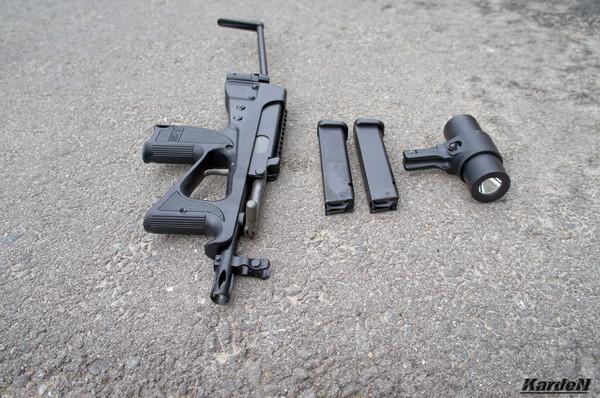 пистолет-пулемет ПП-2000 фото 26