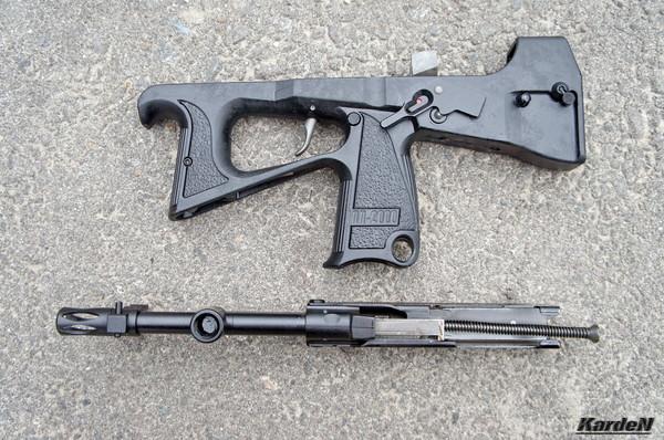 пистолет-пулемет ПП-2000 фото 30