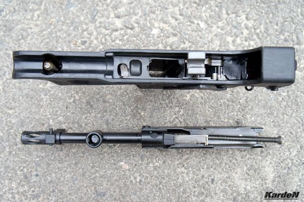 пистолет-пулемет ПП-2000 фото 31