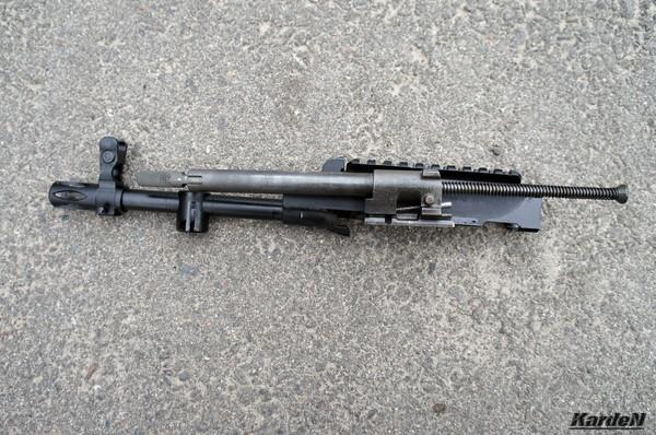 пистолет-пулемет ПП-2000 фото 33