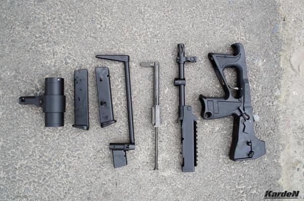 пистолет-пулемет ПП-2000 фото 43