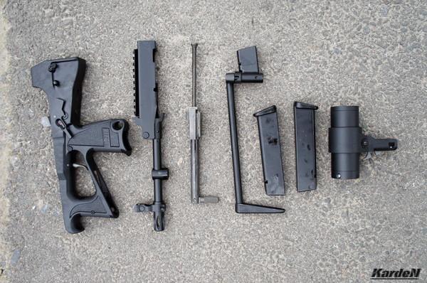 пистолет-пулемет ПП-2000 фото-44