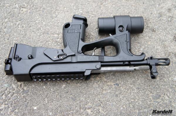 пистолет-пулемет ПП-2000 фото-45