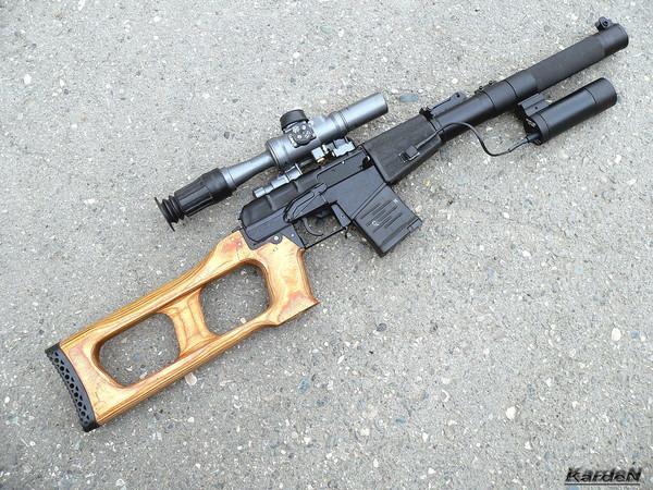 винтовка ВСС «Винторез» фото 36