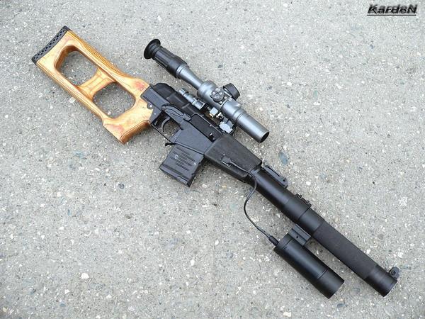 винтовка ВСС «Винторез» фото 37