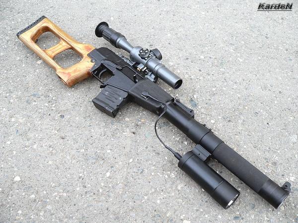 винтовка ВСС «Винторез» фото 38