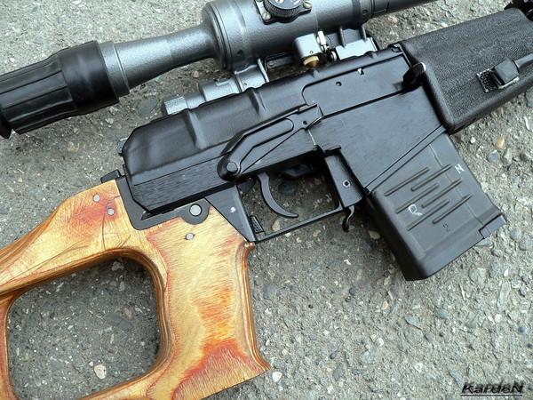 винтовка ВСС «Винторез» фото 40