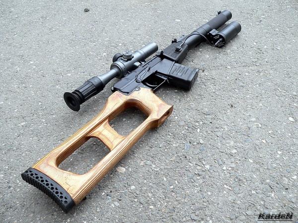 винтовка ВСС «Винторез» фото 42