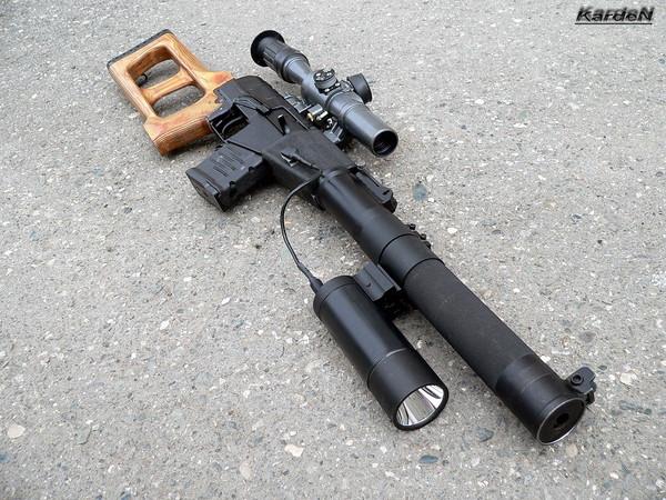винтовка ВСС «Винторез» фото 43