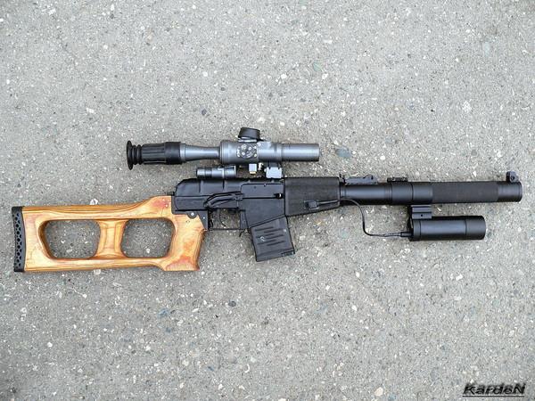 винтовка ВСС «Винторез» фото 45