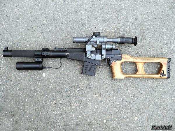 винтовка ВСС «Винторез» фото 46