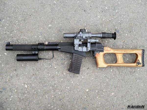 винтовка ВСС «Винторез» фото 49