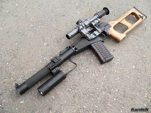 винтовка ВСС «Винторез» фото 50