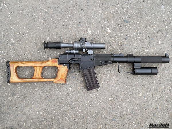 винтовка ВСС «Винторез» фото-51