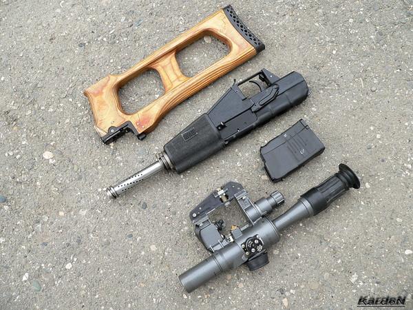 винтовка ВСС «Винторез» фото 55