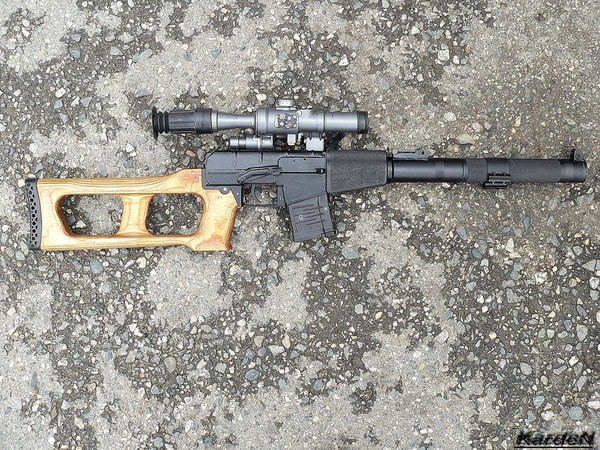 VSS special sniper rifle photo 2