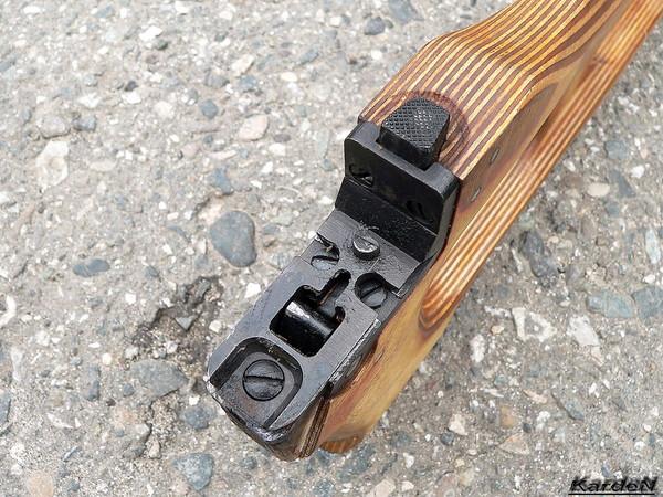винтовка ВСС «Винторез» фото 9