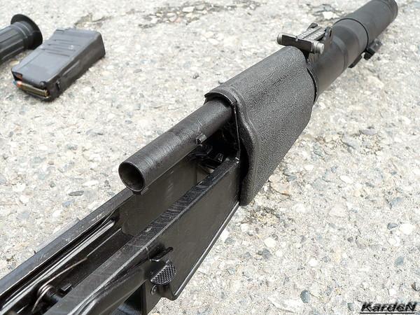 винтовка ВСС «Винторез» фото 28