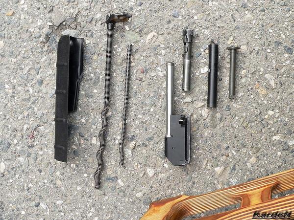 винтовка ВСС «Винторез» фото 29