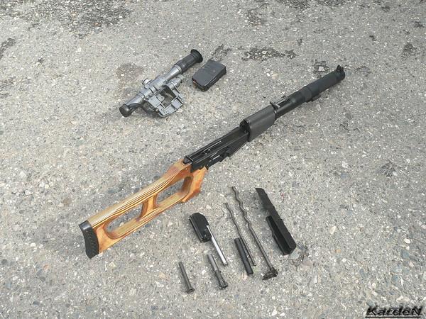 винтовка ВСС «Винторез» фото 32