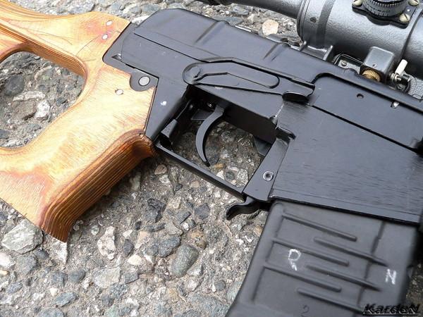 винтовка ВСС «Винторез» фото-35
