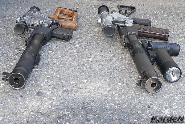 винтовка ВСС «Винторез» фото 66