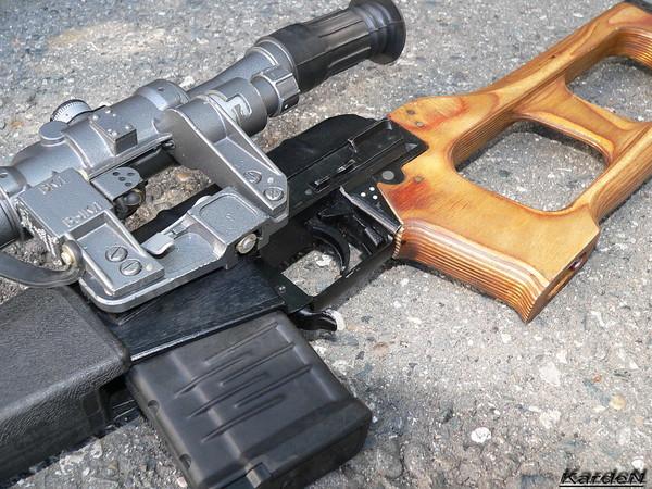 винтовка ВСС «Винторез» фото 63