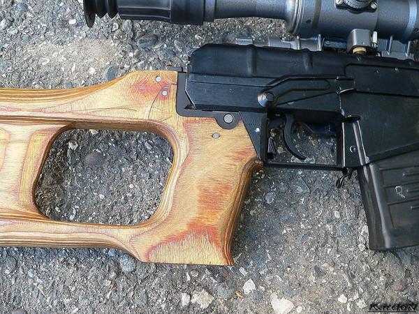 винтовка ВСС «Винторез» фото 64