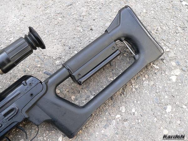 снайперская винтовка Драгунова - СВД фото 36