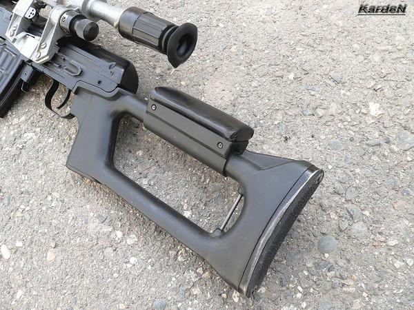снайперская винтовка Драгунова - СВД фото 38