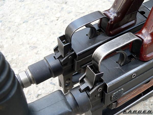 снайперская винтовка Драгунова - СВД фото 54