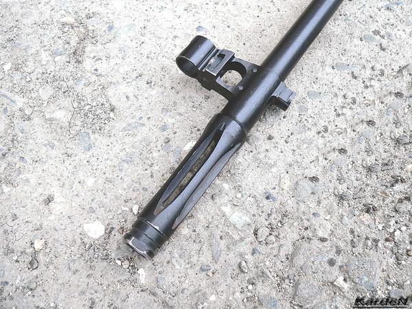 снайперская винтовка Драгунова - СВД фото 3