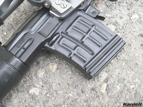снайперская винтовка Драгунова - СВД фото-4