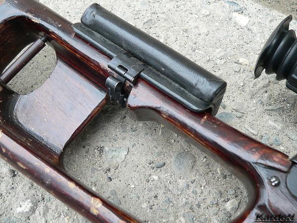 снайперская винтовка Драгунова - СВД фото 18