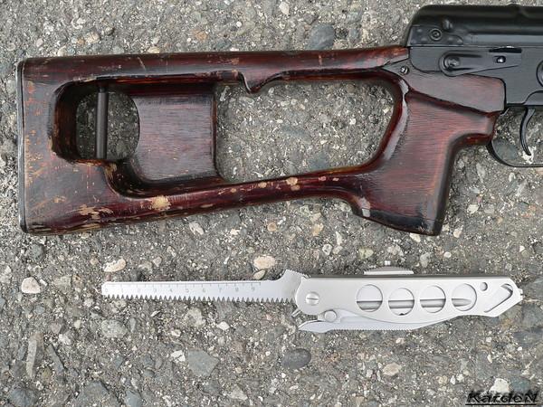 снайперская винтовка Драгунова - СВД фото 27