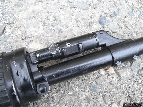 снайперская винтовка Драгунова - СВД-С фото 15