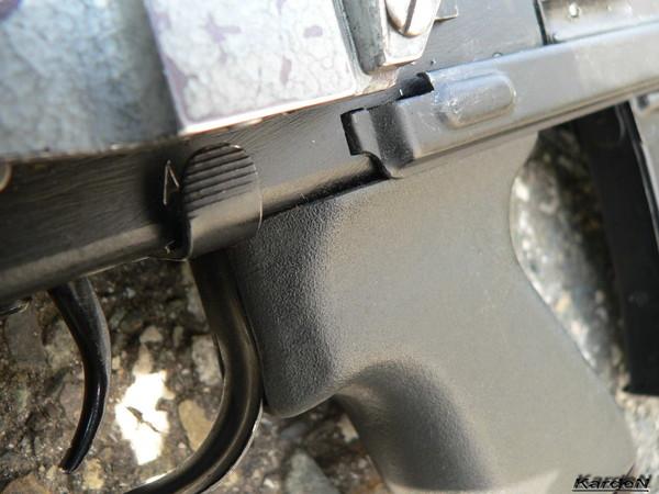 Снайперская винтовка укороченная - СВУ-АС фото-8