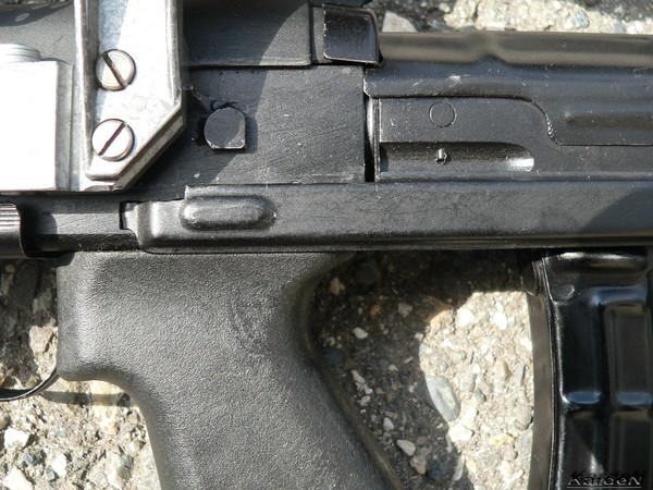 Снайперская винтовка укороченная - СВУ-АС фото 9