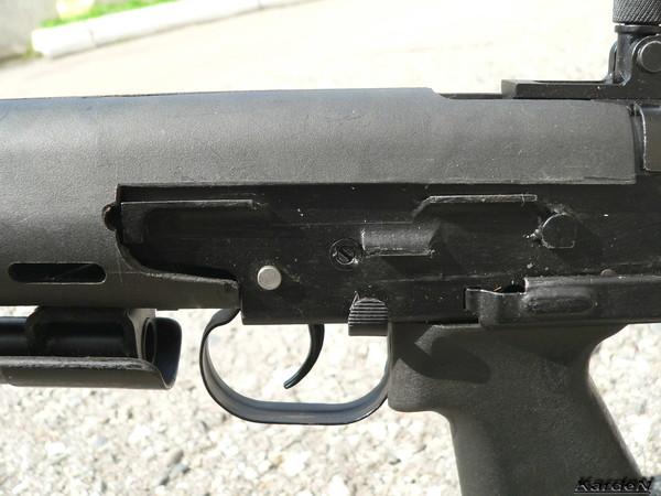 Снайперская винтовка укороченная - СВУ-АС фото 15