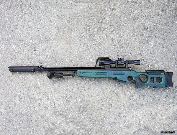 Снайперская винтовка СВ-98 фото 19
