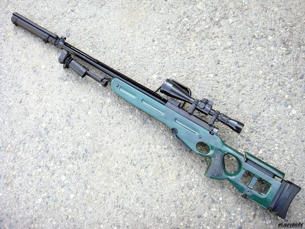 Снайперская винтовка СВ-98 фото 22