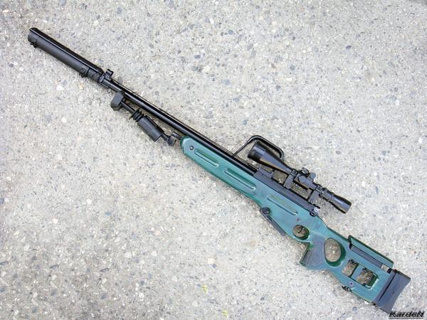 Снайперская винтовка СВ-98 фото 23