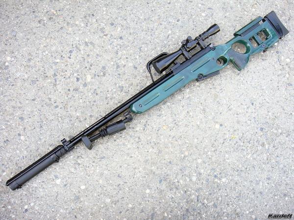 Снайперская винтовка СВ-98 фото 26