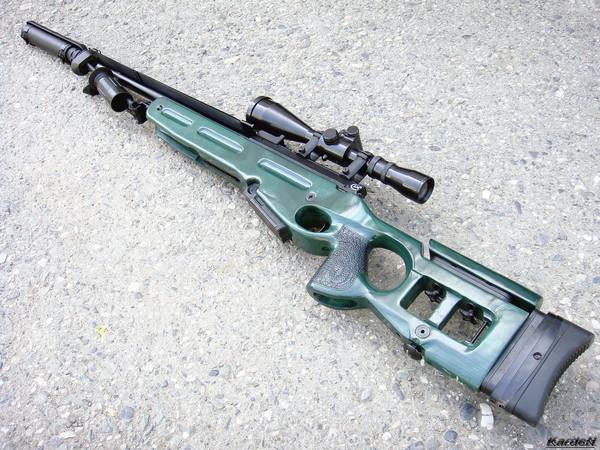 Снайперская винтовка СВ-98 фото 27
