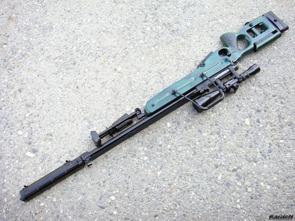 Снайперская винтовка СВ-98 фото 31